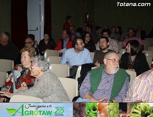 Presentación candidatura IU-Verdes Totana 2011 - 3