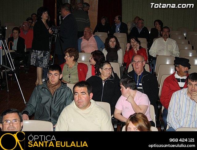 Presentación candidatura IU-Verdes Totana 2011 - 5