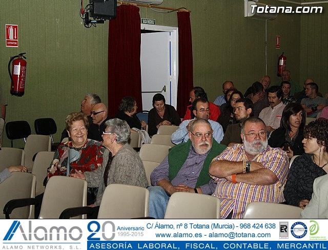 Presentación candidatura IU-Verdes Totana 2011 - 6