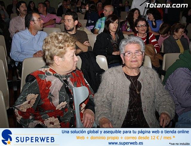 Presentación candidatura IU-Verdes Totana 2011 - 7