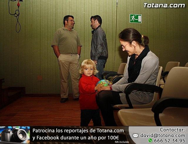 Presentación candidatura IU-Verdes Totana 2011 - 9