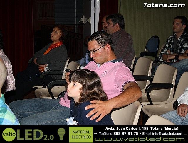 Presentación candidatura IU-Verdes Totana 2011 - 10