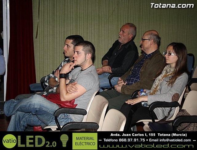 Presentación candidatura IU-Verdes Totana 2011 - 13