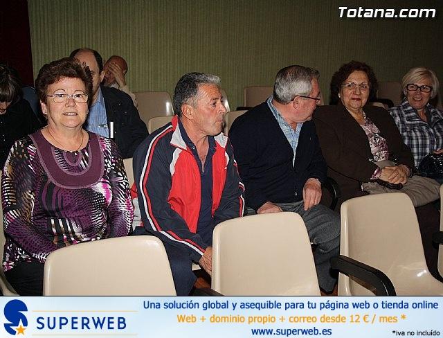 Presentación candidatura IU-Verdes Totana 2011 - 15