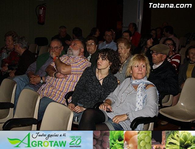 Presentación candidatura IU-Verdes Totana 2011 - 16