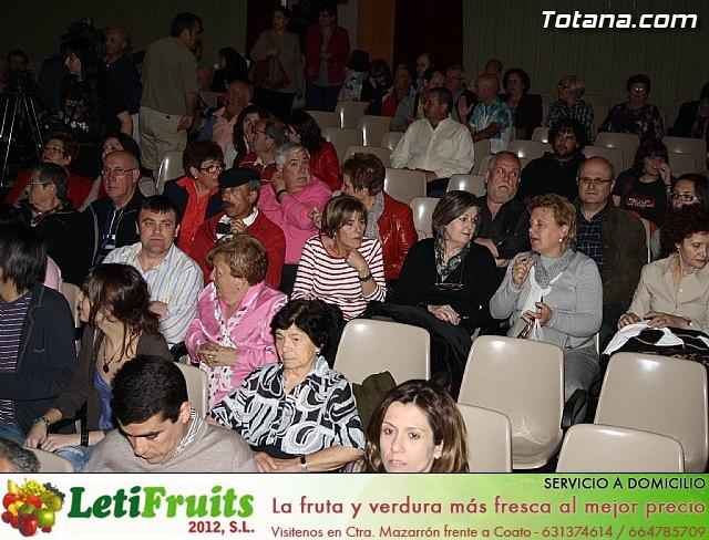 Presentación candidatura IU-Verdes Totana 2011 - 17