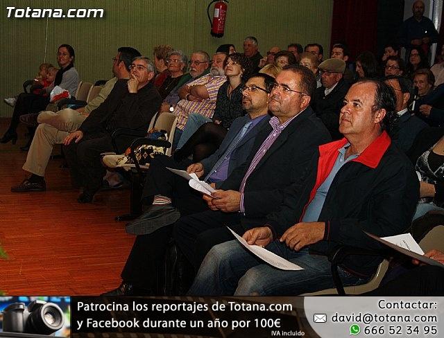 Presentación candidatura IU-Verdes Totana 2011 - 18