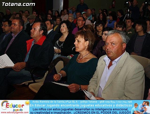Presentación candidatura IU-Verdes Totana 2011 - 19