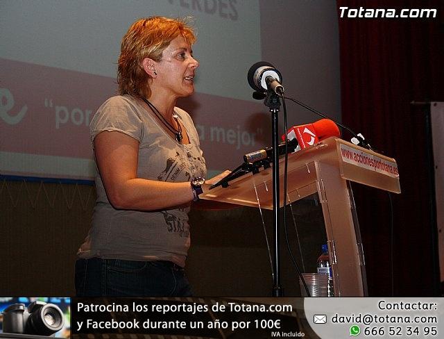 Presentación candidatura IU-Verdes Totana 2011 - 21