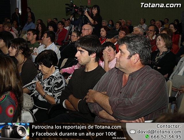 Presentación candidatura IU-Verdes Totana 2011 - 22