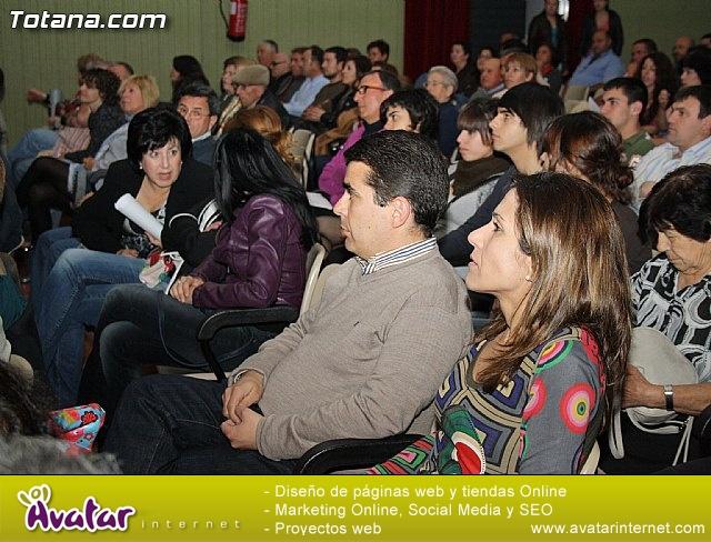 Presentación candidatura IU-Verdes Totana 2011 - 23