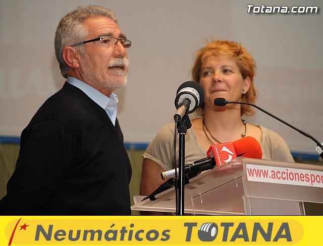 Presentación candidatura IU-Verdes Totana 2011 - 29