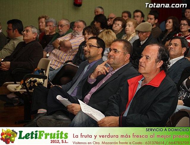 Presentación candidatura IU-Verdes Totana 2011 - 30