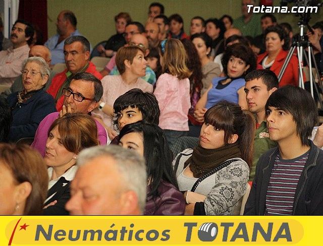 Presentación candidatura IU-Verdes Totana 2011 - 31