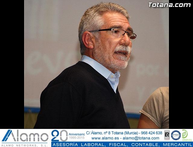 Presentación candidatura IU-Verdes Totana 2011 - 32