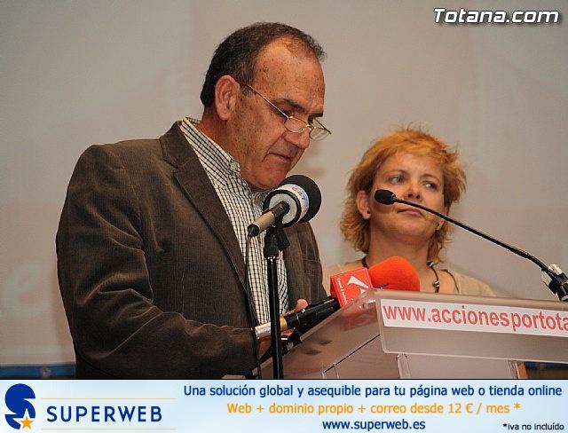 Presentación candidatura IU-Verdes Totana 2011 - 34