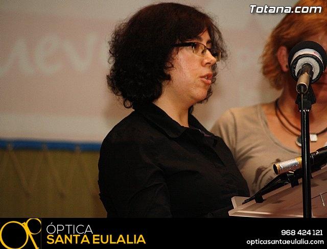 Presentación candidatura IU-Verdes Totana 2011 - 35
