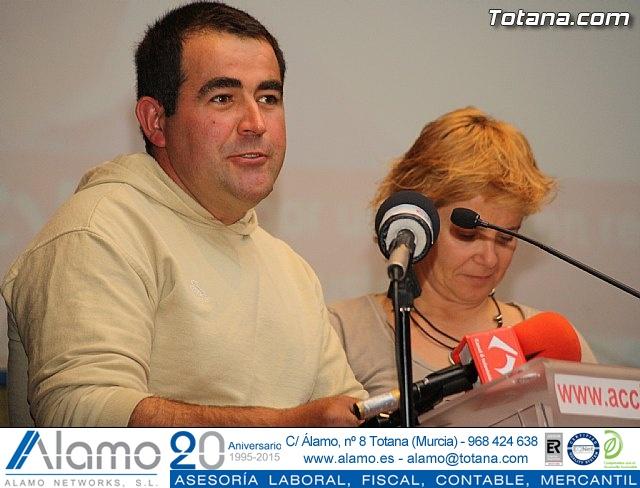 Presentación candidatura IU-Verdes Totana 2011 - 36