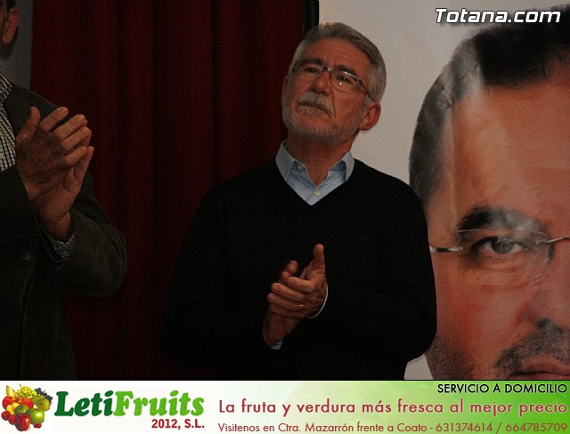 Presentación candidatura IU-Verdes Totana 2011 - 37