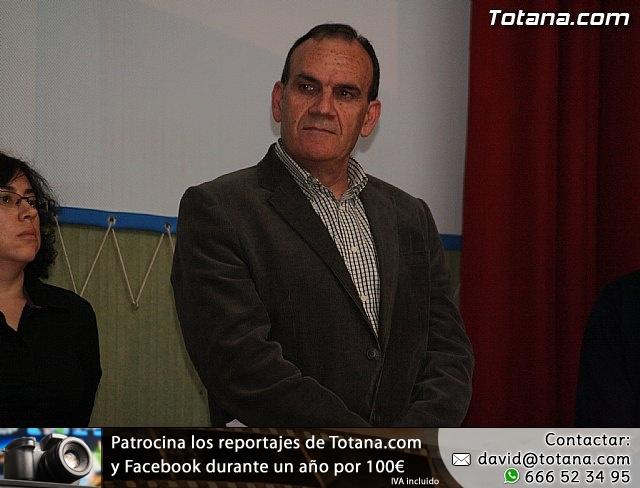 Presentación candidatura IU-Verdes Totana 2011 - 38
