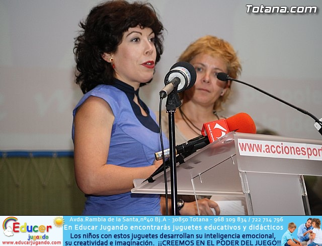Presentación candidatura IU-Verdes Totana 2011 - 43