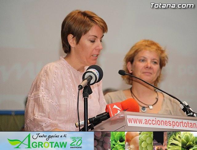 Presentación candidatura IU-Verdes Totana 2011 - 44