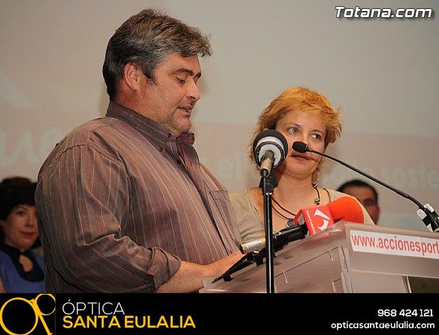 Presentación candidatura IU-Verdes Totana 2011 - 45