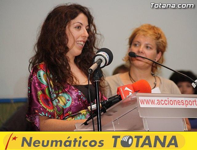 Presentación candidatura IU-Verdes Totana 2011 - 46