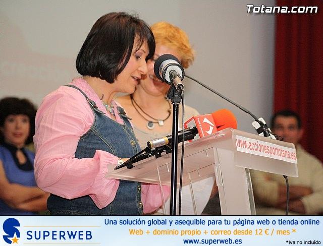Presentación candidatura IU-Verdes Totana 2011 - 48