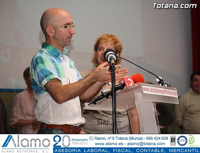 Presentación candidatura IU-Verdes Totana 2011 - 49