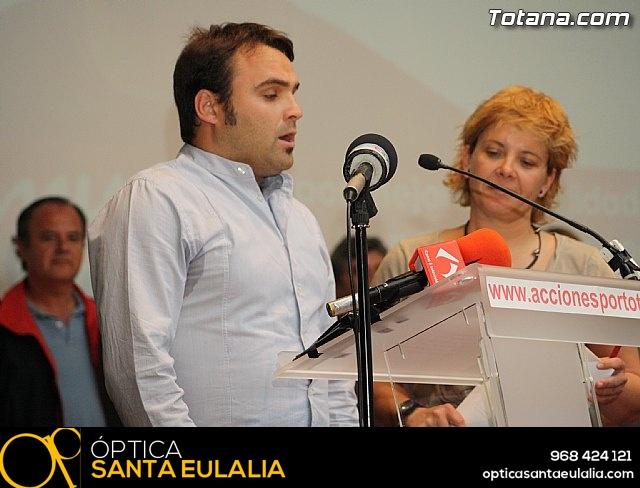 Presentación candidatura IU-Verdes Totana 2011 - 51