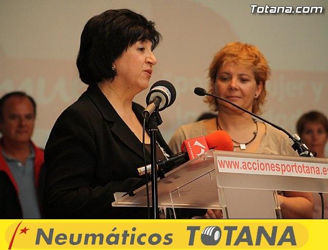 Presentación candidatura IU-Verdes Totana 2011 - 52