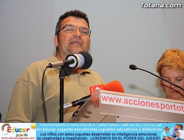 Presentación candidatura IU-Verdes Totana 2011 - 57