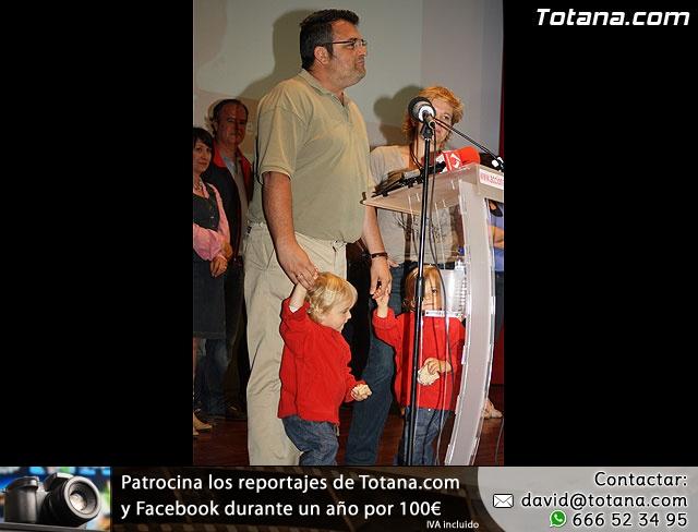 Presentación candidatura IU-Verdes Totana 2011 - 59