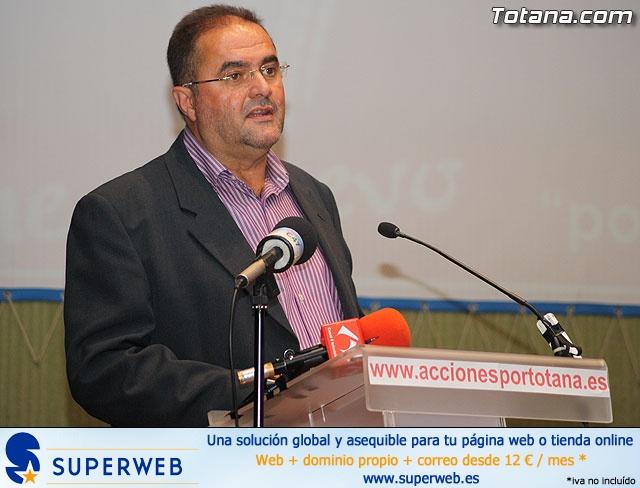 Presentación candidatura IU-Verdes Totana 2011 - 63