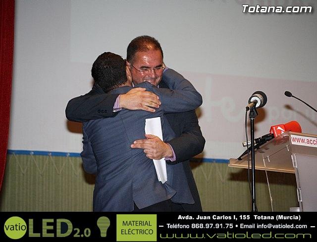 Presentación candidatura IU-Verdes Totana 2011 - 64