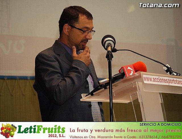 Presentación candidatura IU-Verdes Totana 2011 - 65