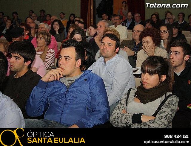 Presentación candidatura IU-Verdes Totana 2011 - 70