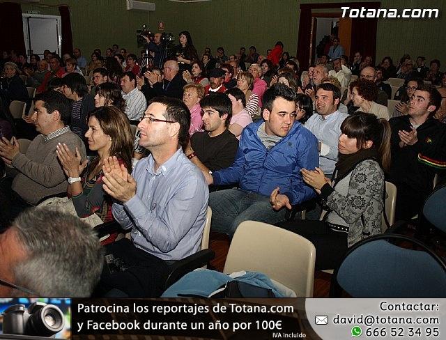 Presentación candidatura IU-Verdes Totana 2011 - 71