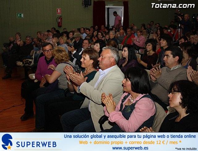 Presentación candidatura IU-Verdes Totana 2011 - 72