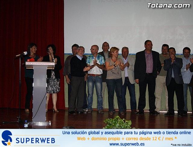 Presentación candidatura IU-Verdes Totana 2011 - 74