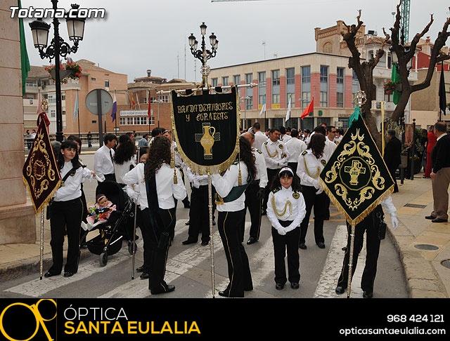 Domingo de Ramos. Parroquia de Santiago. Semana Santa 2009   - 1