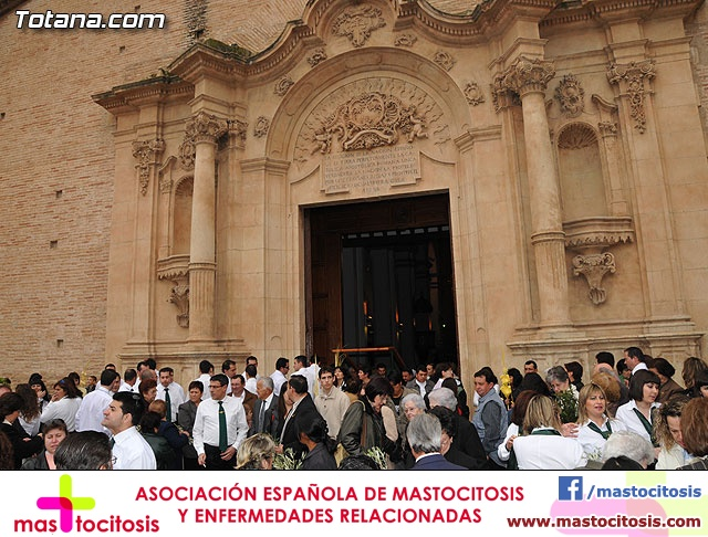 Domingo de Ramos. Parroquia de Santiago. Semana Santa 2009   - 2