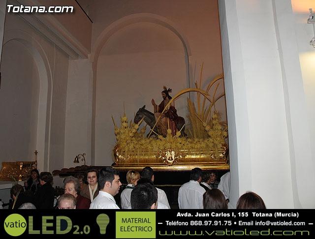 Domingo de Ramos. Parroquia de Santiago. Semana Santa 2009   - 3