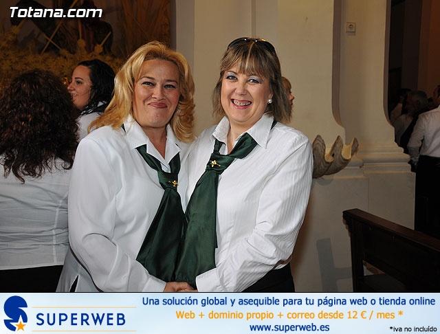 Domingo de Ramos. Parroquia de Santiago. Semana Santa 2009   - 4