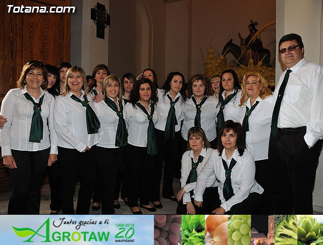 Domingo de Ramos. Parroquia de Santiago. Semana Santa 2009   - 5