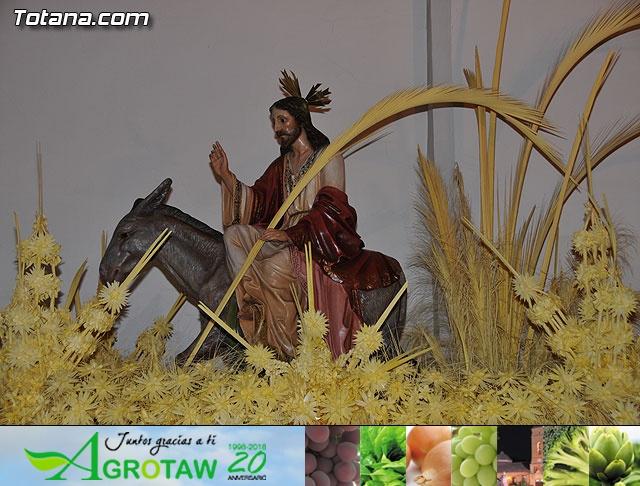 Domingo de Ramos. Parroquia de Santiago. Semana Santa 2009   - 6