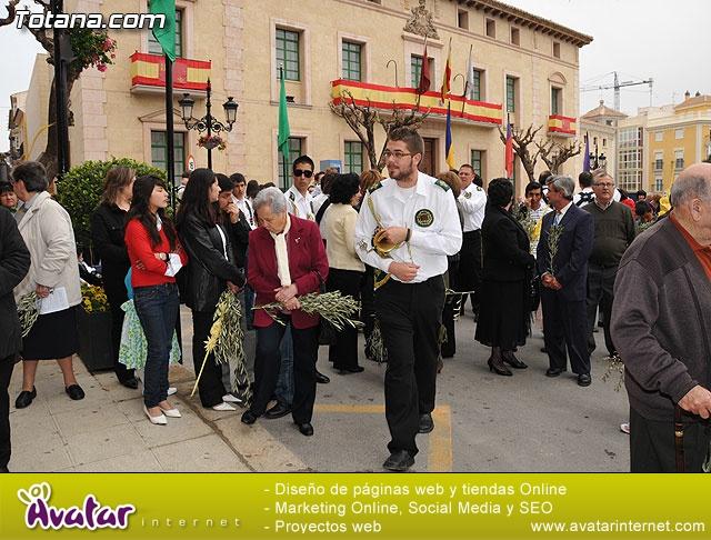 Domingo de Ramos. Parroquia de Santiago. Semana Santa 2009   - 8