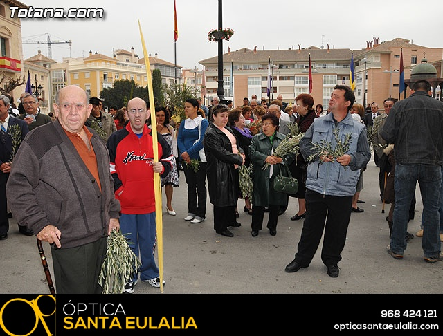 Domingo de Ramos. Parroquia de Santiago. Semana Santa 2009   - 9