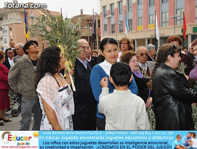 Domingo de Ramos. Parroquia de Santiago. Semana Santa 2009   - 11